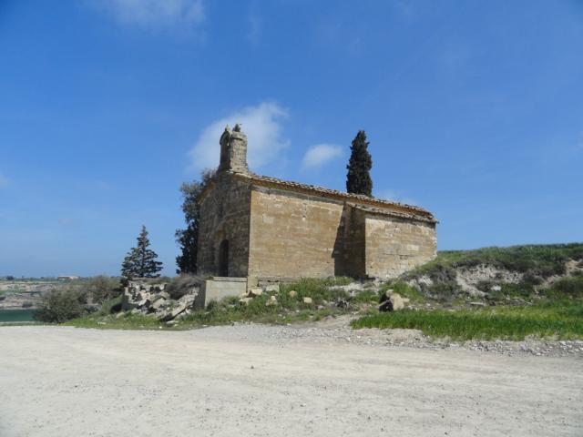 Castellmeià ermita de la Mare de Déu de la Llet
