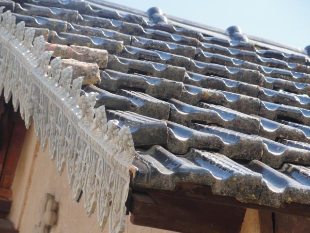 Cementiri Hostafranchs ceràmica vidriada