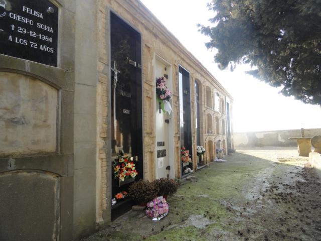 Cementiri de La Prenyanosa