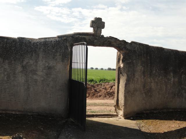 Cementiri de Montcortès