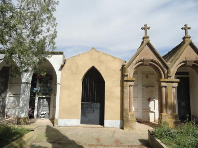 Cementiri de Sisteró-Pelagalls