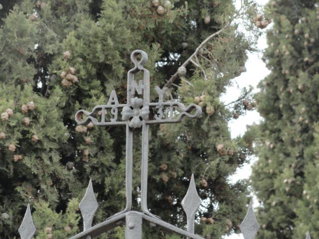 Cementiri de l'Aranyó