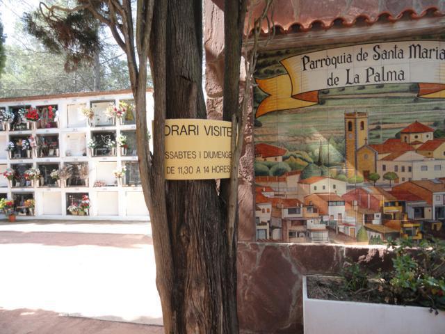 Cementiri de la Palma del Cervelló (1)