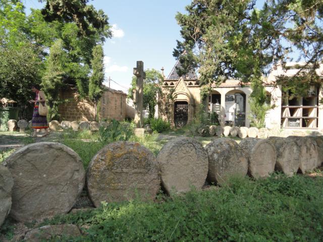 Cementiri de Sanaüja