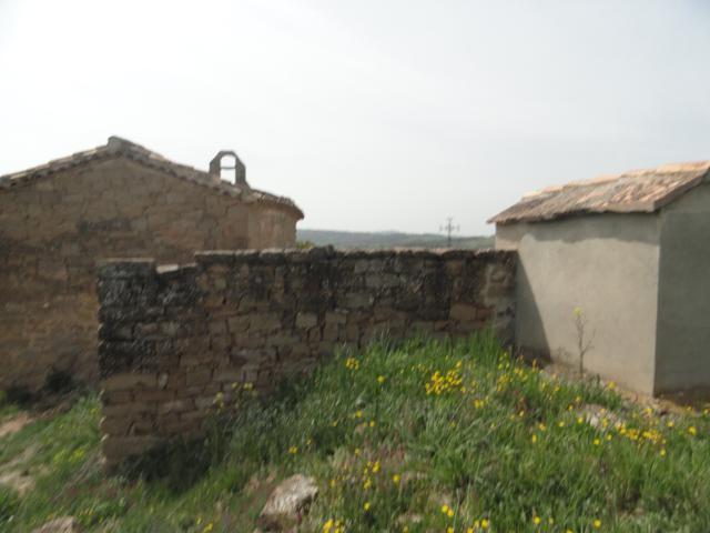 Granollers mur posterior del cementiri