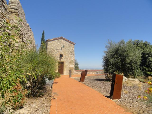 Granyena capella antic cementiri