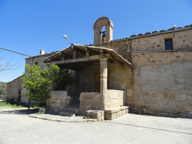 Vallferosa: església de Santa Maria